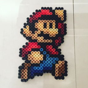 Mario by itsWoofy