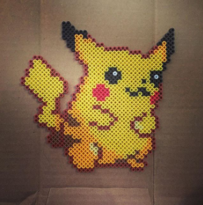 Pikachu by itsWoofy