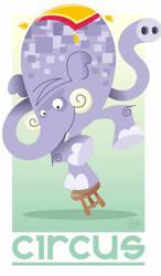 elefante by coala-io