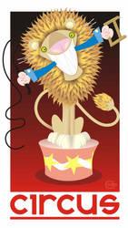 circus leao by coala-io