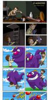 o monstro by coala-io
