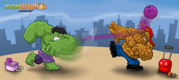 Hulk Coisa2 by coala-io