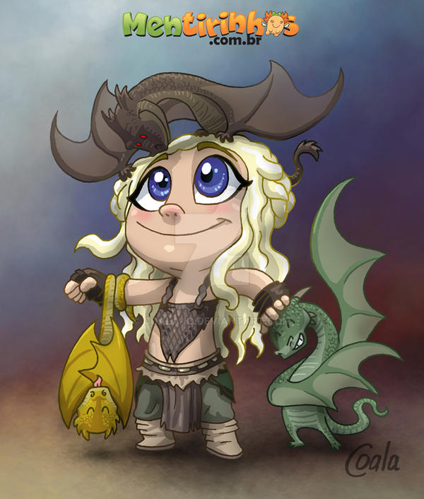 Daenerys by coala-io