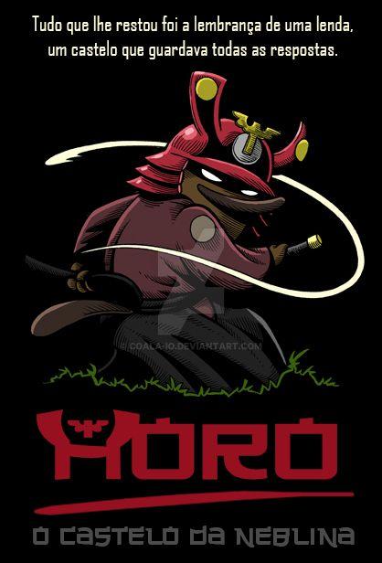 Horo Ilustra Teaser2 by coala-io