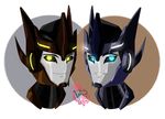 Commission : Awesome Boys by VendettaPrimus