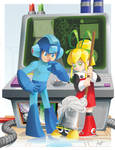 Mega Man Tribute Entry
