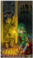 Fanart - Legend Of Zelda