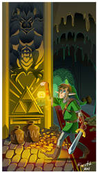 Fanart - Legend Of Zelda by Crumbelievable