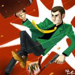 Fan Art - Lupin III