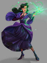 Dungeons and Dragons - Sonia