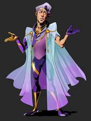 Character Design - Villain(?)