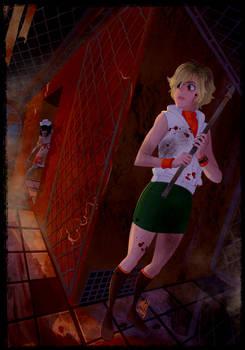 Spooky Stuff - Silent Hill 3