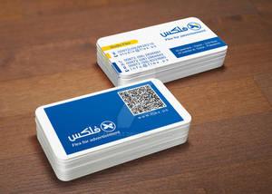 Flex Advertisment  Business Card