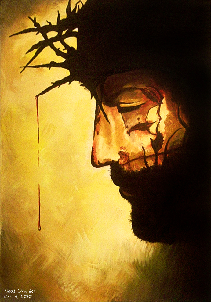 Passion of the Christ by wolfspaniard on DeviantArt