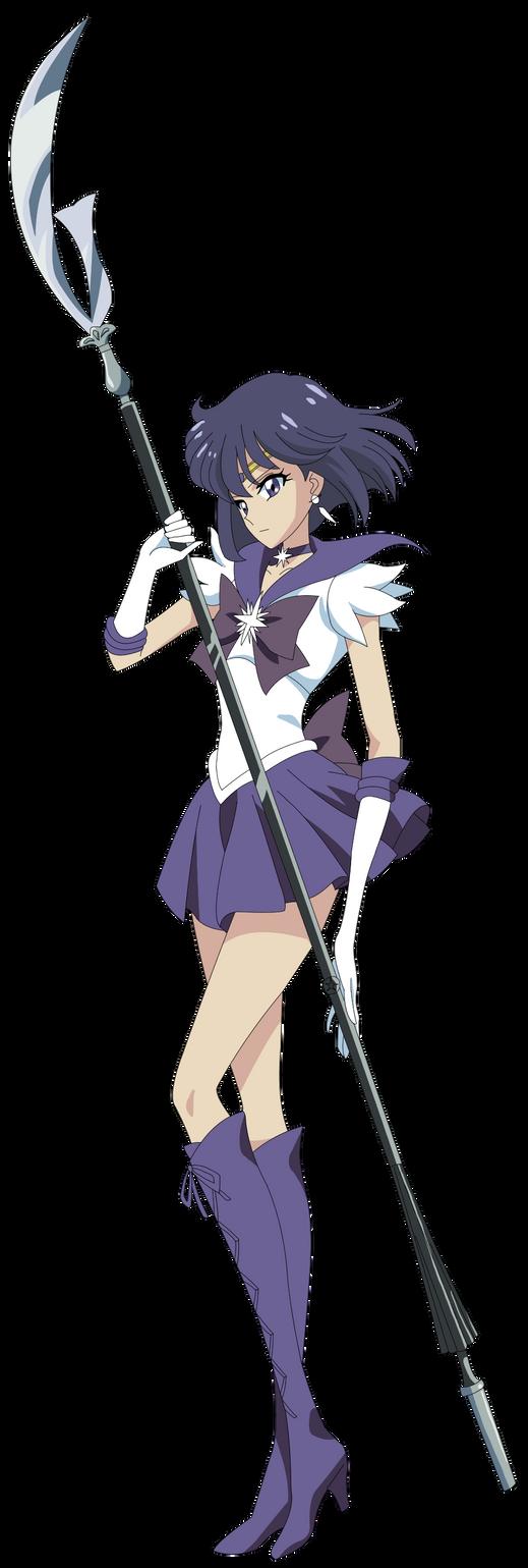 Sailor Saturn by Benit149