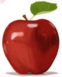 Still life - Apple by Benit149