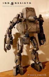 Scratch-built 1:6 Exoskeleton: Goodnight Kiss