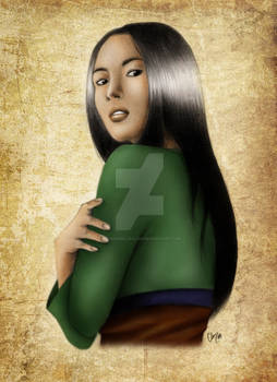 Fa Mulan in Color