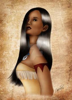 Pocahontas in Color