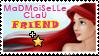Madmoiselleclau FRIEND stamp by madmoiselleclau