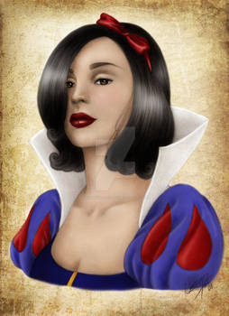 Snow White in Color