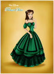 Disney Princess Saria: commish