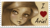 I love Ariel Stamp by madmoiselleclau