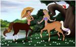 Disney Centaurettes 3: Commish