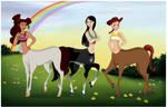 Disney Centaurettes 4: Commish
