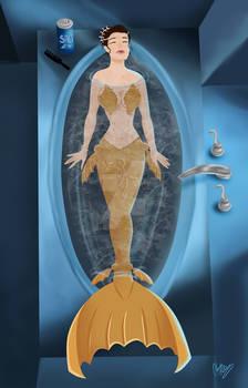 Charmed Phoebe Mermaid
