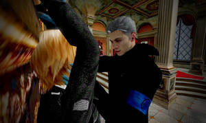 Fifty Shades Of Vergil view 2