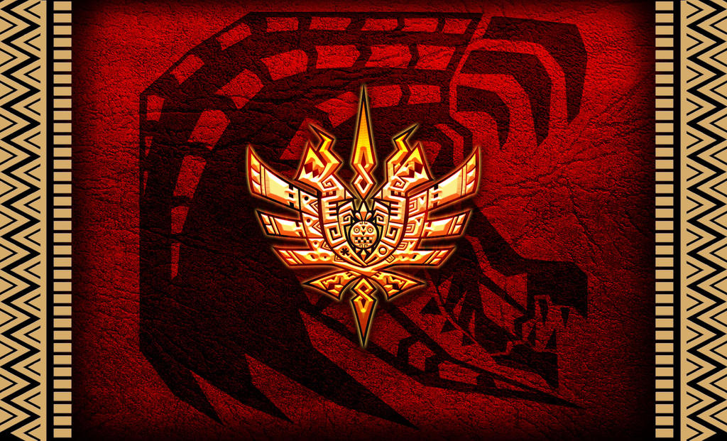 Monster Hunter 4 GOA MAGARA Wallpaper Red By Jin Of Crimson
