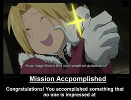 FMA Motivation poster 11 by animegrlz96