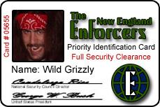 WG Identification Card by DJ-Anarchy