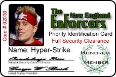 Hyper-Strike's ID by DJ-Anarchy