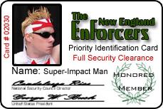 Super-Impact Man's ID by DJ-Anarchy