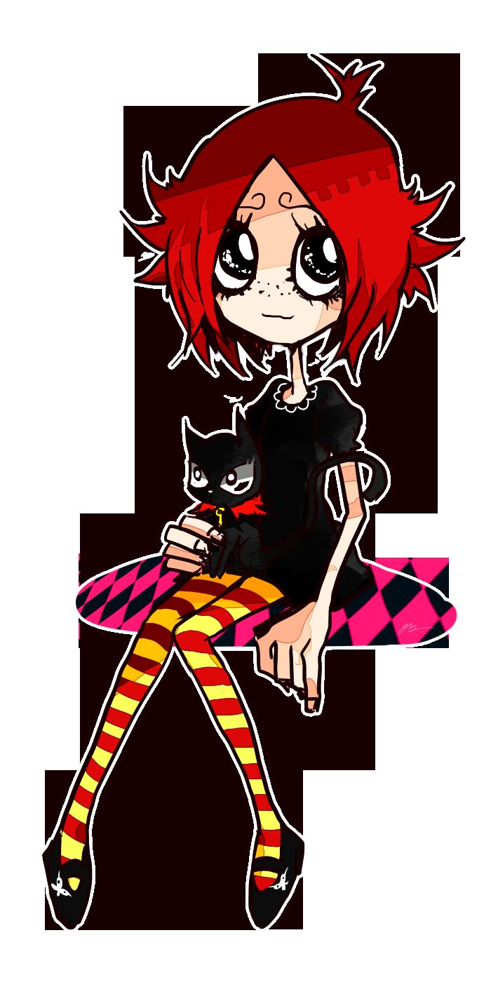 Ruby Gloom by BETA24