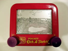 Central Park Etch by bryanetch