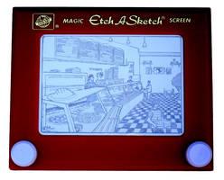 NYC Pizzeria Etch by bryanetch