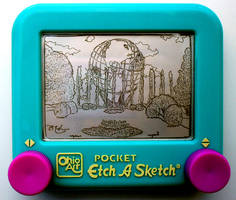 World's Fair Pocket Etch by bryanetch