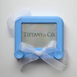 Tiffany's Etch A Sketch by bryanetch
