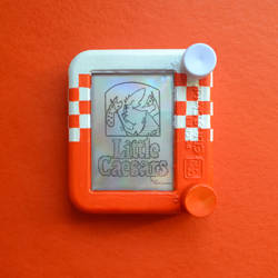 Little Ceasars Pocket Etch A Sketch