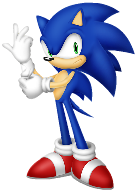 Modern Sonic The Hedgehog 2 Pose By Sonic29086 On Deviantart