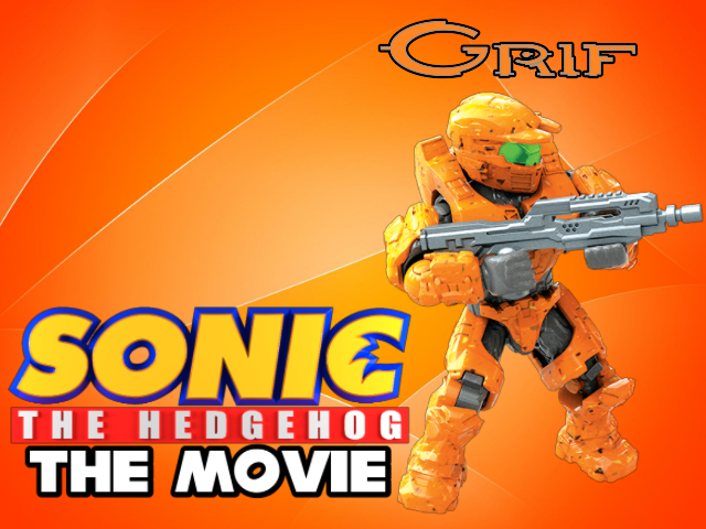 Sonic The Hedgehog The Movie Poster Grif By Sonic29086 On Deviantart
