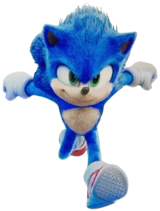 Sonic Movie Redesign By Sonic29086 On Deviantart