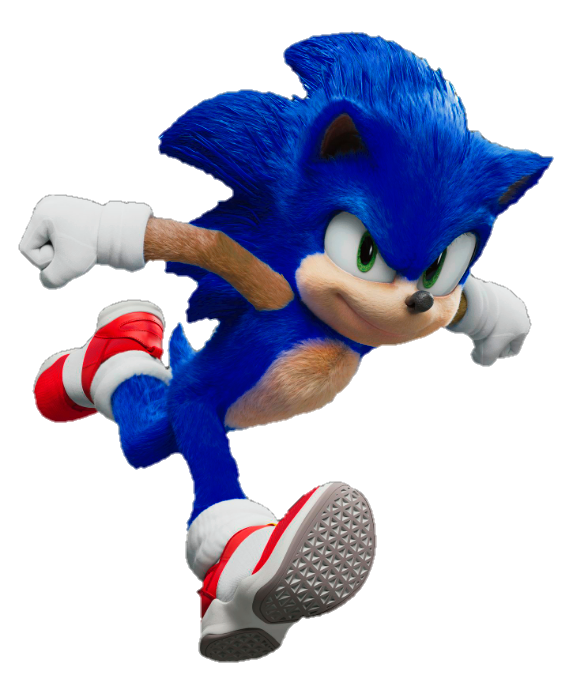 Modern Sonic Movie Render V3 By Sonic29086 On Deviantart