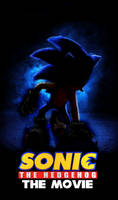 Sonic The Hedgehog The Movie Poster