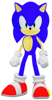 Sonic Ready To Fight