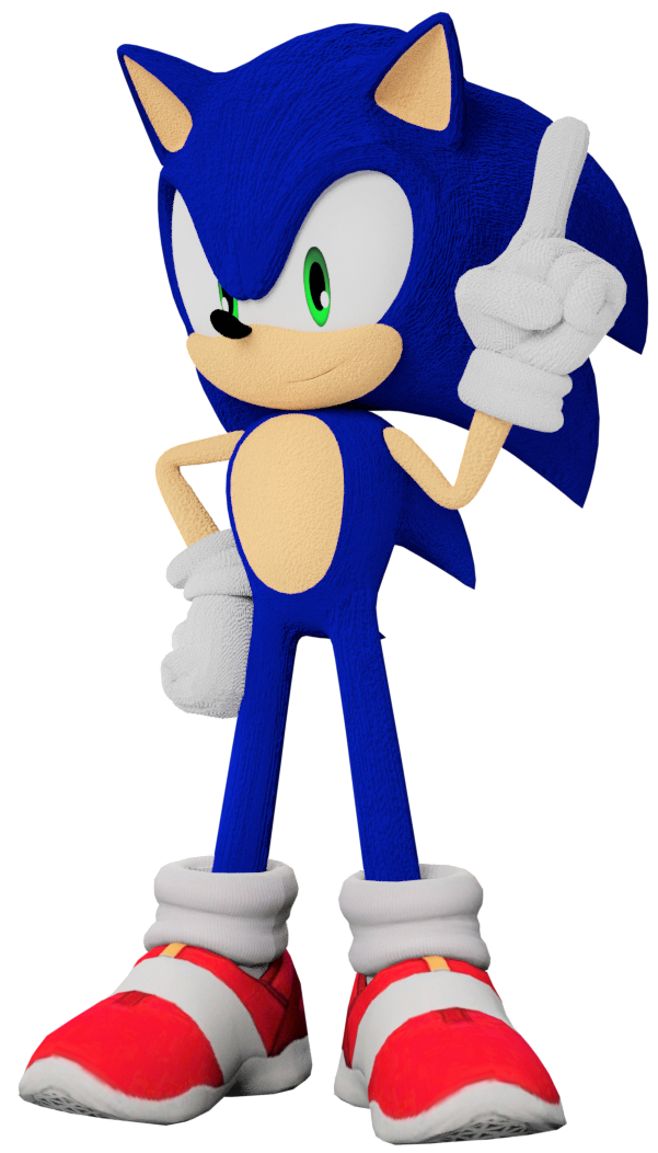 Sonic The Hedgehog With Puma Shoes By Sonic29086 On Deviantart