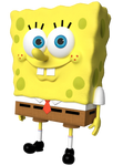 Spongebob CGI Render